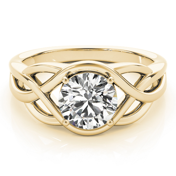 Yellow Gold Engagement Rings From Mdc Diamonds Nyc