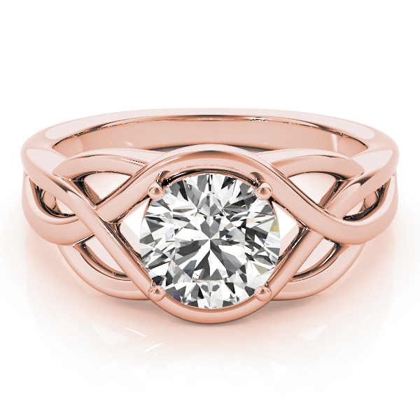 Engagement Rings Knot: Engagement Rings From MDC Diamonds NYC