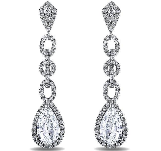 Price Of   Carat Diamond Earrings
