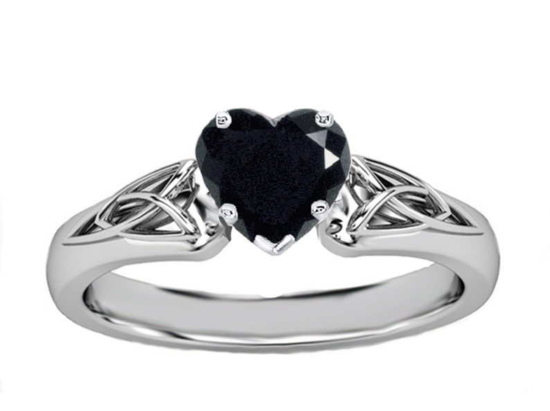 Heart European Engagement Rings From Mdc Diamonds Nyc
