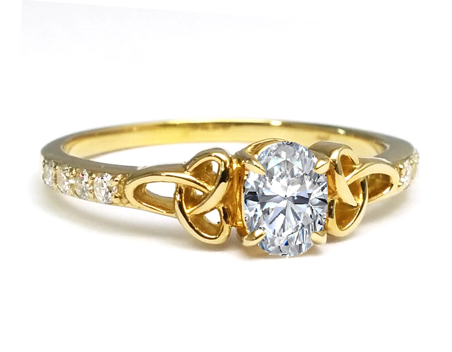 Celtic - Engagement Rings From MDC Diamonds NYC