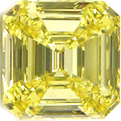 Fancy Light Yellow 1.18 ct