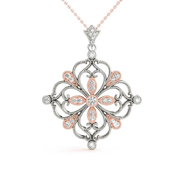 PD206RG Necklace & Pendant