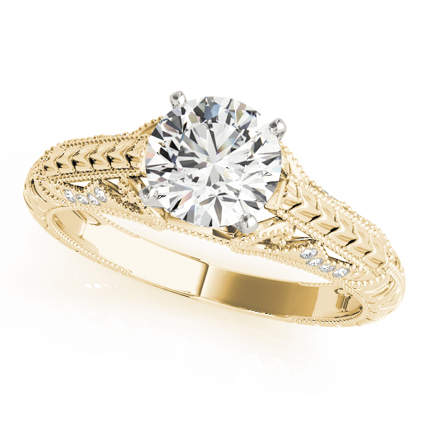 ES2397YG Engagement Ring