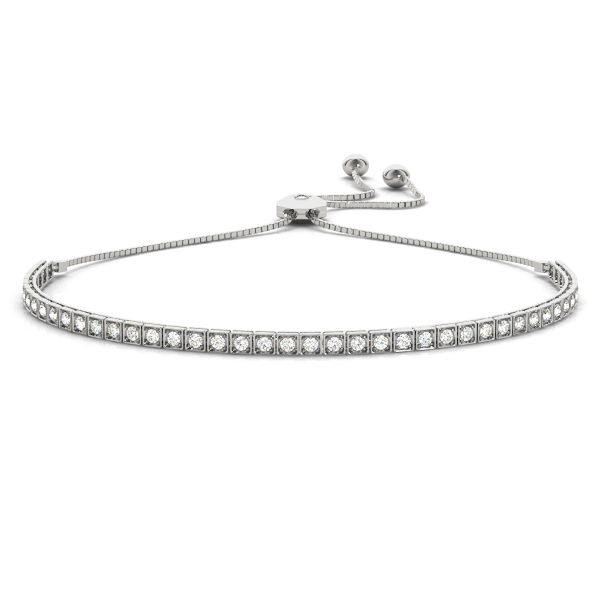 Diamond Adjustable Bracelet