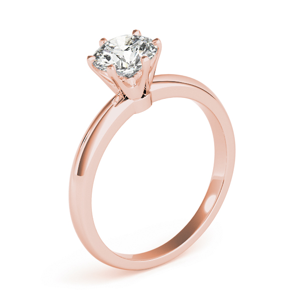 Classic Solitaire Novo Engagement Ring