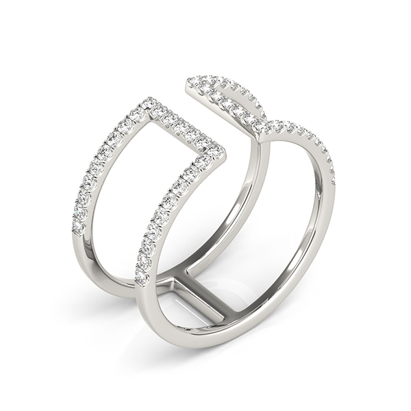 Abstract Parallel Split Diamond Band