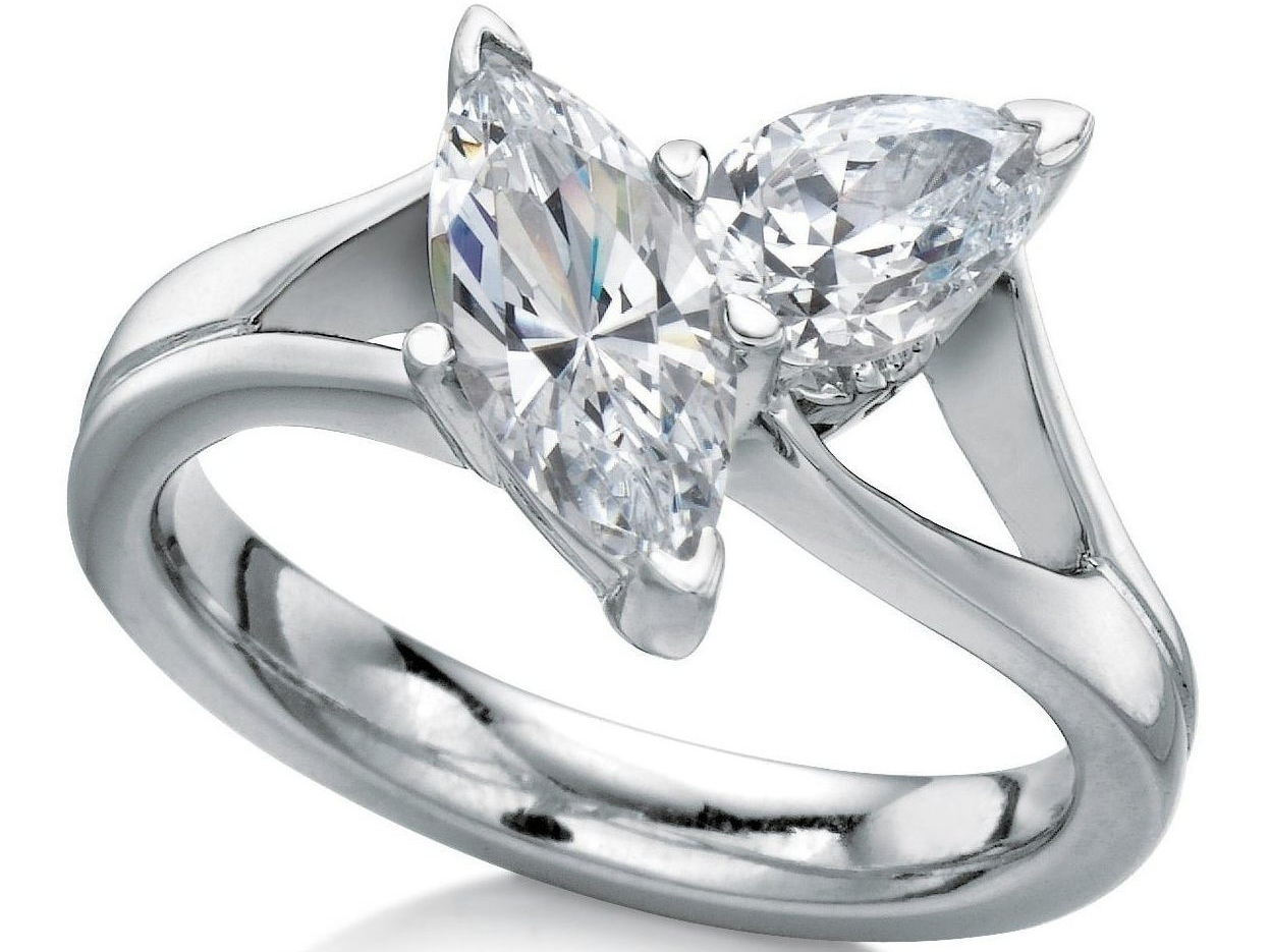 engagement with quality high artemer pear diamond wedding products ring rings