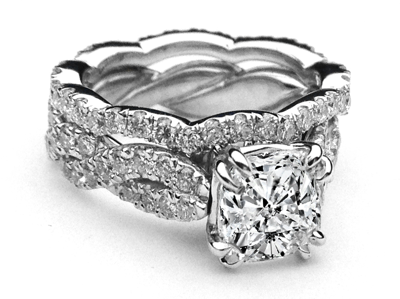 infinity - Engagement Rings from MDC Diamonds NYC