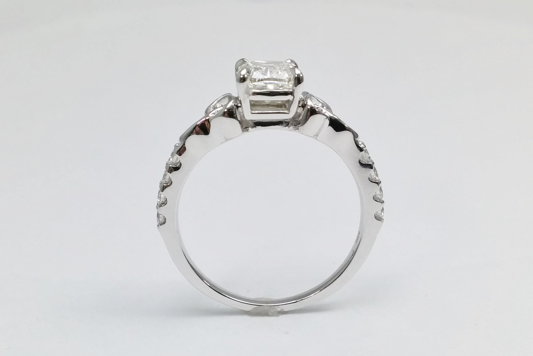 engagement view style dress the celtic from wedding inspirations gaelic patterned ring platinum of rings inside