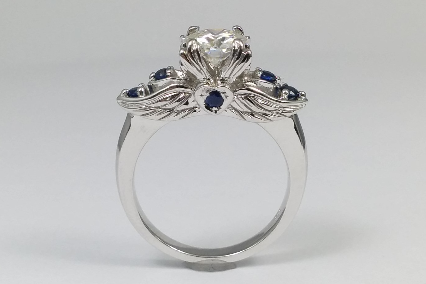 Engagement Ring Sapphires & Engraved Wings Engagement. Modest Celebrity Rings. Innovative Wedding Wedding Rings. 3 Band Engagement Rings. Meteor Wedding Rings. Tiffany Diamond Engagement Rings. Tapered Engagement Rings. Bead Rings. Notebook Rings