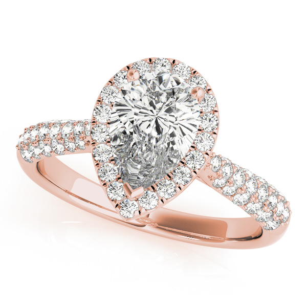 Pear Engagement Rings from MDC Diamonds NYC