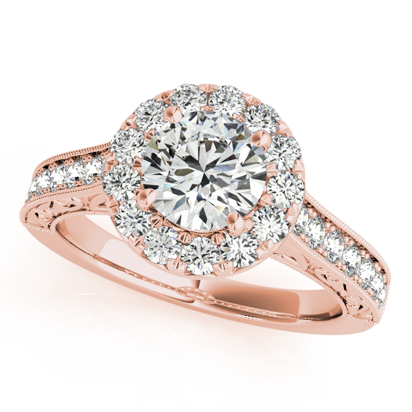 Vintage Engagement Rings from MDC Diamonds NYC