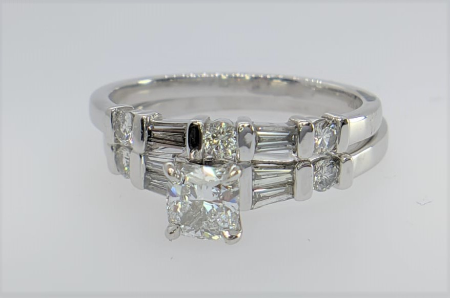 ES185BS Engagement Ring