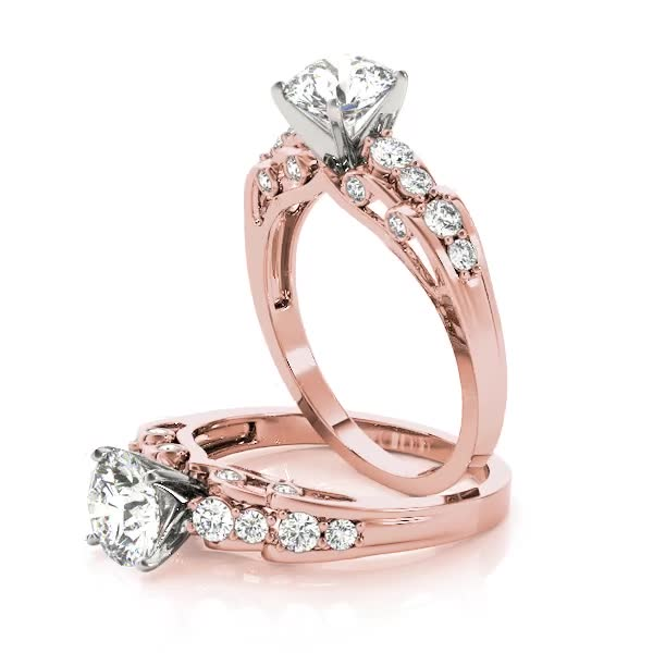 Verra Diamond Bridal Set