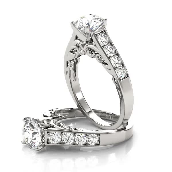 ES2286 Engagement Ring