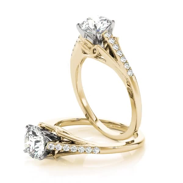 ES2297YG Engagement Ring