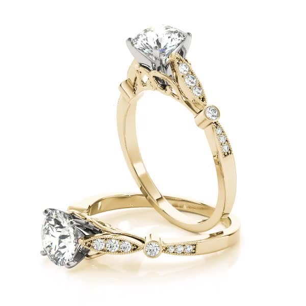 ES2307YG Engagement Ring