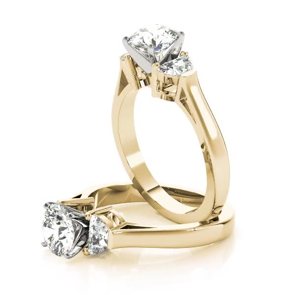 ES2371YG Engagement Ring