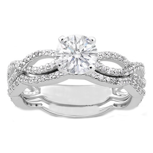 Engagement Ring - Vint...