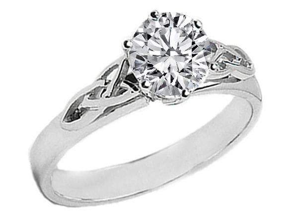 Pre Engagement Irish Rings