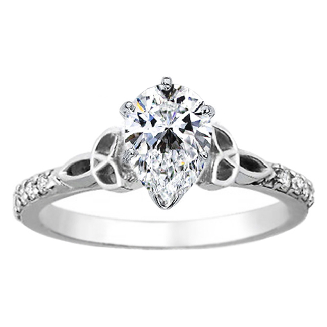 Collection Enement Rings With Black Diamond Accents Pictures