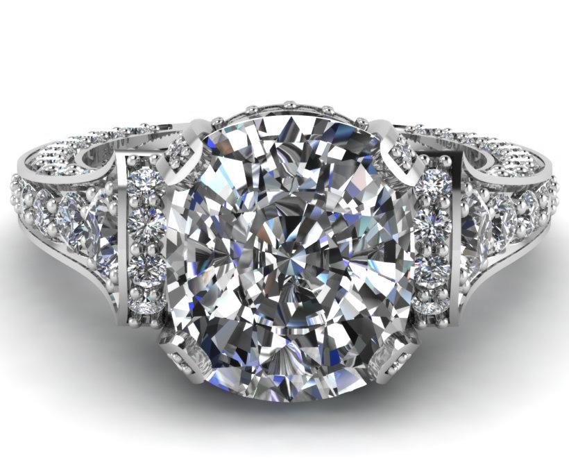 ring - Huge Wedding Ring