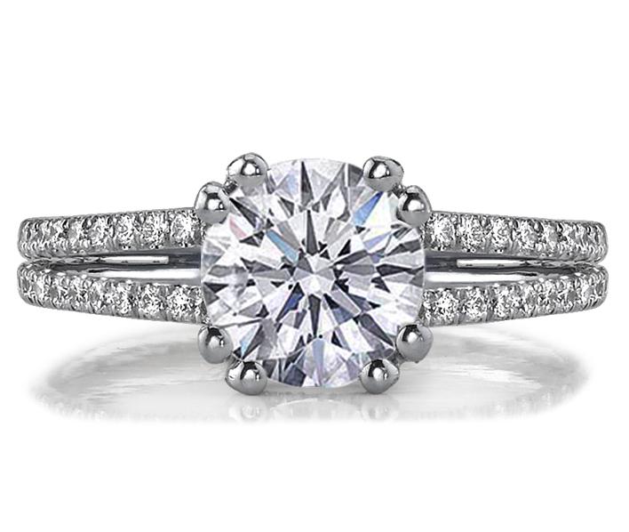 Enement Rings Double Band | Double Band Wedding Rings Wedding