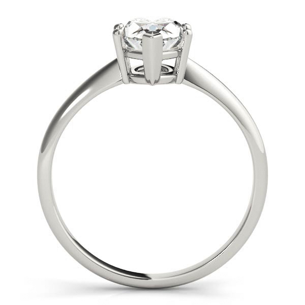 Classic Solitaire Marquise Engagement Ring