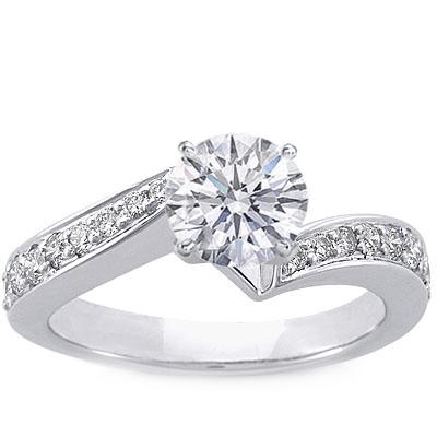 Engagement Rings Diamond Engagement Rings Three Stone