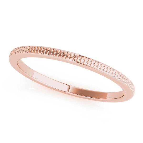 WB707RG Wedding Band