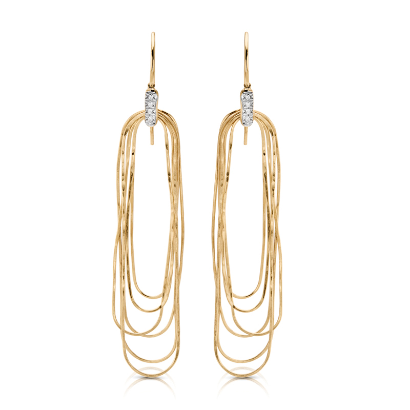 FEA40 Diamond Earring