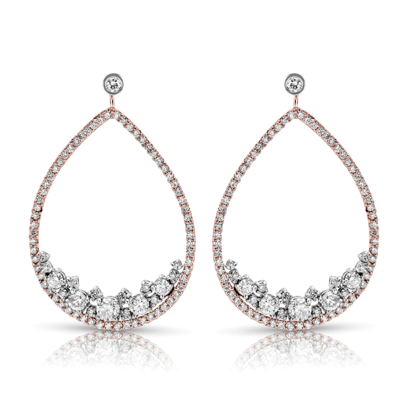 FEA46 Diamond Earring