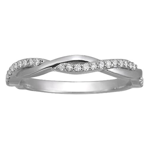 Infinity - Wedding Bands from MDC Diamonds
