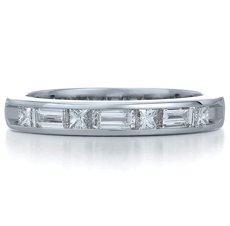 Baguette - Wedding Bands from MDC Diamonds