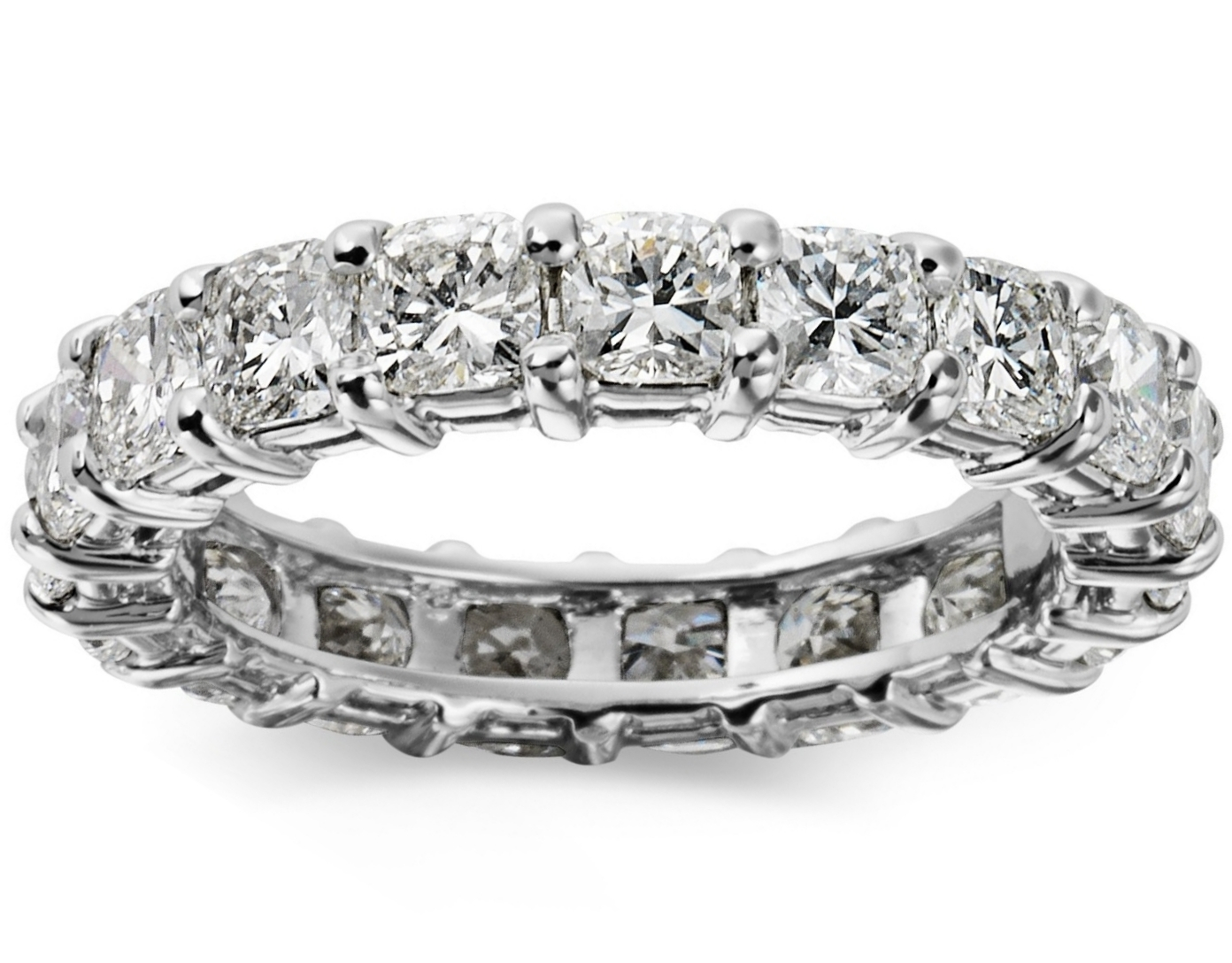 product platinum raton carat band marquise cut boca eternity ring wedding diamond bands