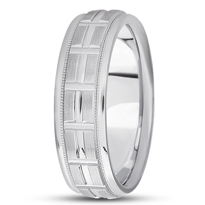 WB622 Wedding Band