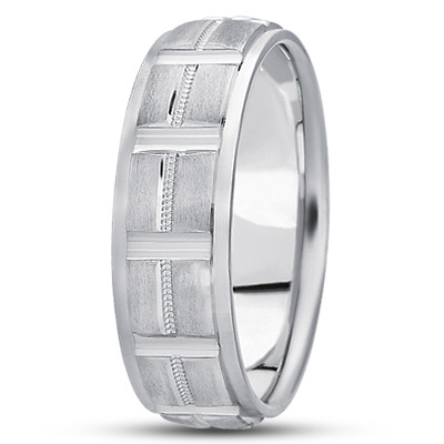 WB623 Wedding Band