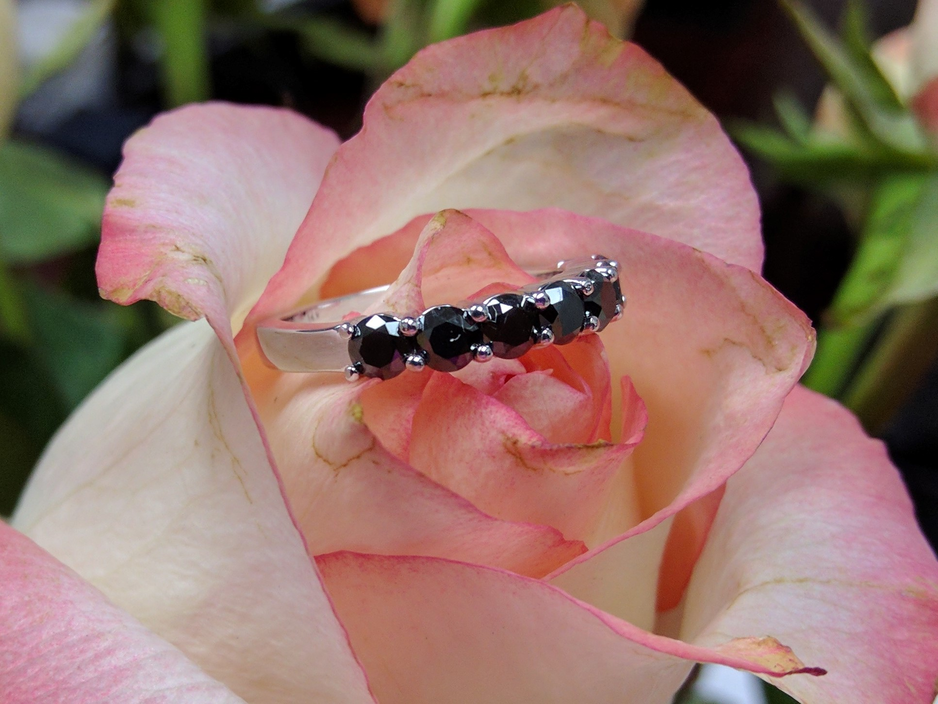 Black-Diamond - Wedding Bands from MDC Diamonds